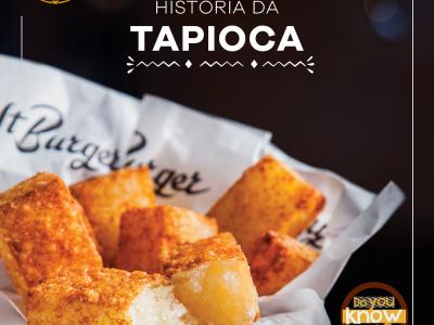 A História da Tapioca