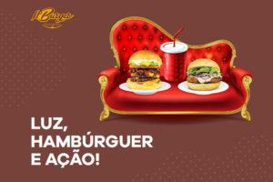 Filmes para ver comendo hambúrguer