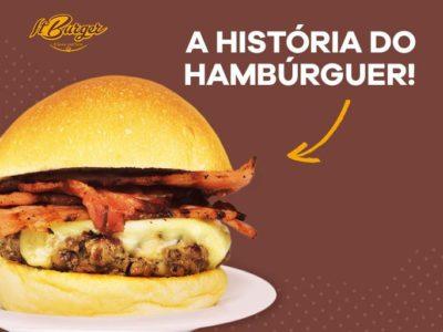 História do hambúrguer